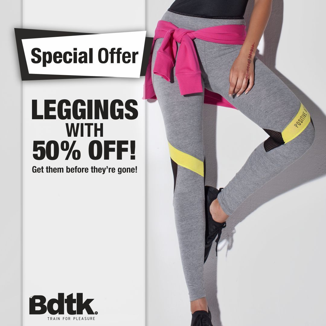 bodytalk week offer 50 off leggings
