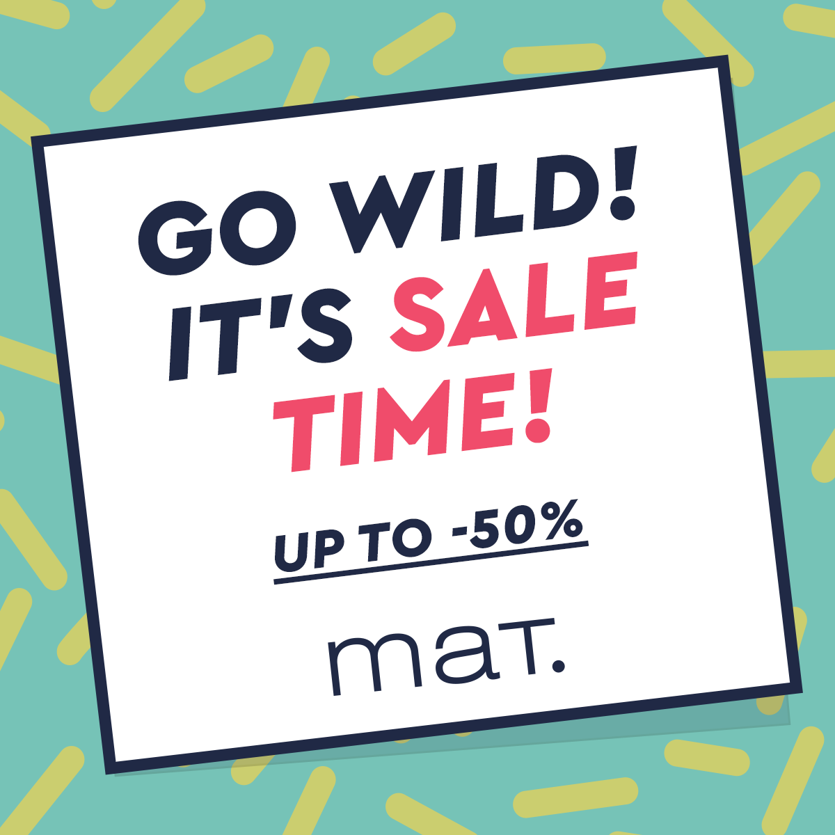 matfashion wild sales